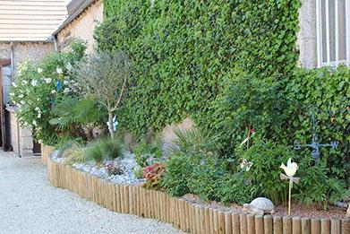 Amenagement de jardin vineuil