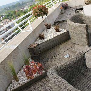harmonivert paysagiste creation de terrasse la chaussee saint victor